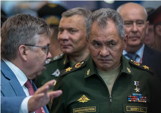 Армия 2017 Срелец