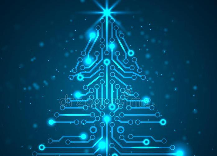 abstract-technology-christmas-tree-28062993