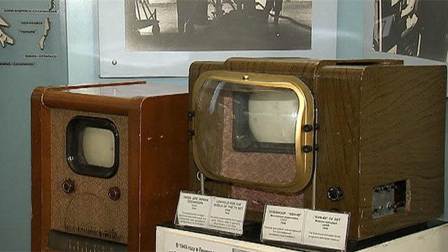 Электронное ТВ 90 лет 5