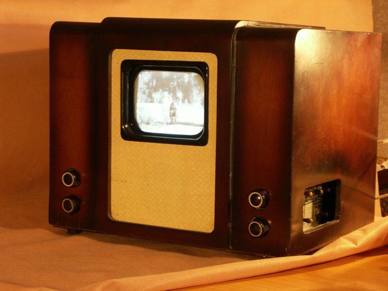 Электронное ТВ 90 лет